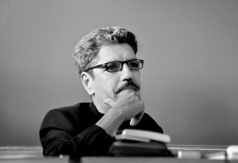 Antonio Dechent, blanco y negro