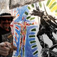 """""""El arte ayuda a humanizar al pueblo"""": Bel Borba"""