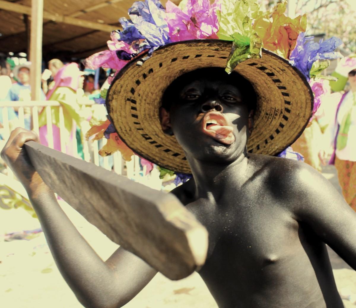 Barranquilla, una locura de colores